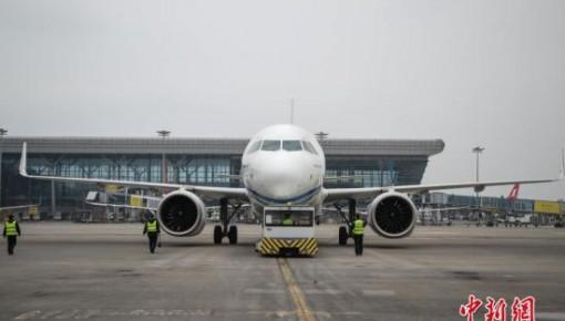 民航局:一类、二类机场起降费收费标准基准价降低10%