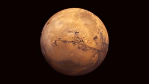 火星上可能曾有条流淌十万年的河