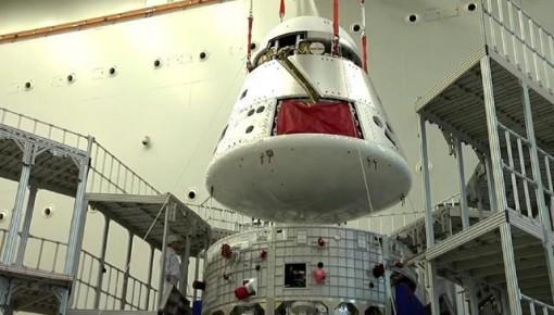 中國新飛船完成高速局域網試驗 讓航天員享受智能家居