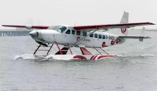 """""""中国造""""大型水陆两栖飞机AG600今年将海上首飞"""