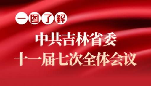 图解丨一图了解中共吉林省委十一届七次全体会议