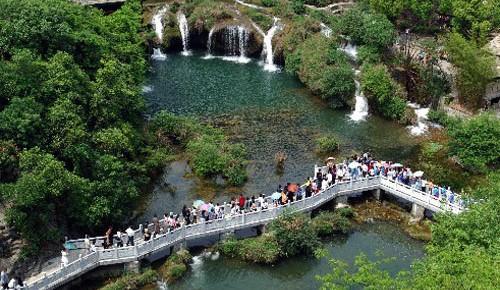 假期前两日国内游客超三千七百万人次