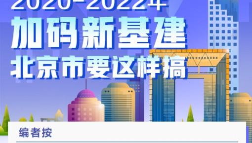 圖說5G(第二期):加碼新基建 北京市要這樣搞