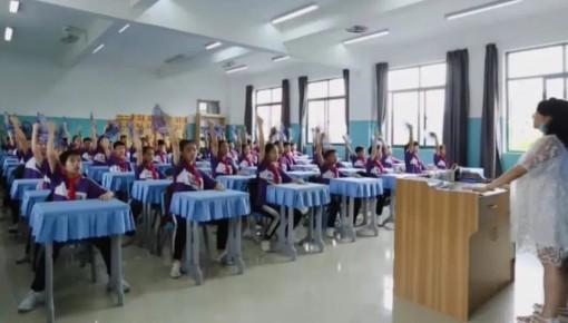 """這就叫精氣神兒!小學生""""霸王別姬""""課間操刷屏了!"""