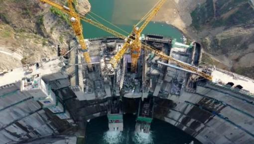 """""""引漢濟渭""""引水隧洞完成94.1公里 將穿越秦嶺主脊貫通在即"""