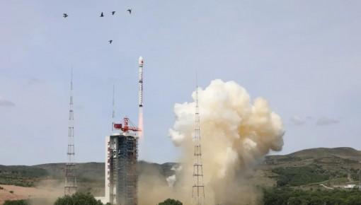 霧霾中也能拍出高清圖!我國分辨率最高的民用光學遙感衛星升空