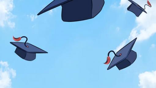 2020毕业季:剑未配妥人远行 幸得长图致青春