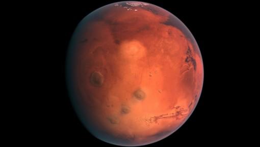 中國天文學會發布首批火星地形地貌中文推薦譯名