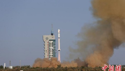 中国成功发射试验六号02星