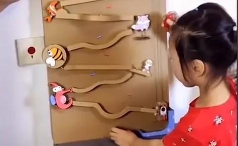 爸爸能多寵女兒?看完這100多件手工玩具,網友酸了