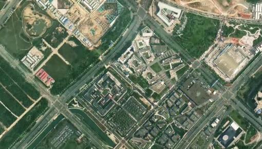 卫星巡天,看中国服贸创新格局