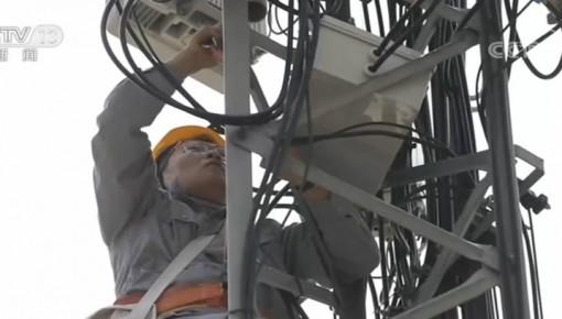 全国已建设开通5G基站超50万个 多举措推动5G发展