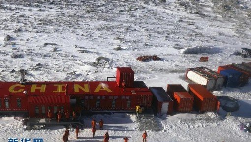 乘風破浪,中國海洋事業新紀錄頻現