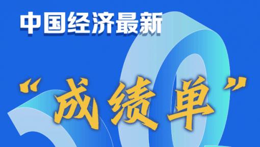 """收藏!中国经济最新""""成绩单""""!"""