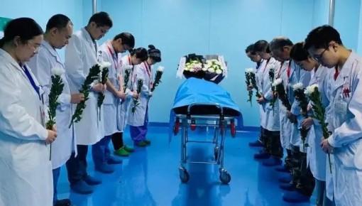 24歲女教師去世捐器官救6人,網友:天使留下了她的禮物