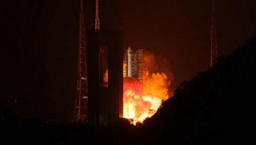 高分发射!西昌卫星发射中心新一轮高密度任务首战告捷
