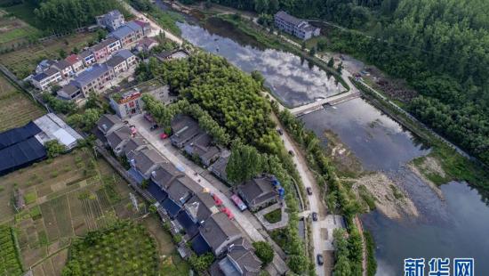 湖北谷城:堰河村的五代民居