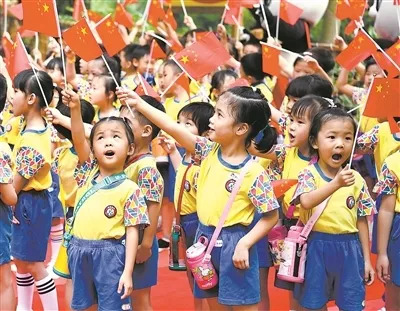 我国教育总体水平跃居世界中上行列 | 礼赞70年