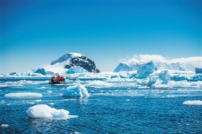 极地游价格从5万到60万不等,中国成为南极游第二大客源国