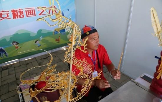 第八届长春乡村旅游节在农安县剑鹏马城启动
