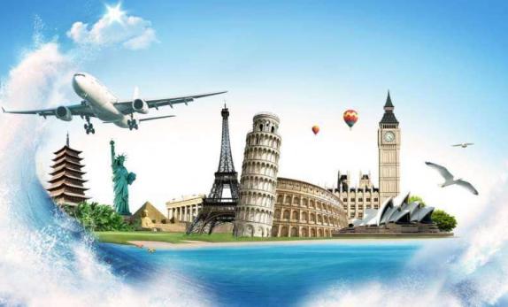 2018年全球旅游121亿人次 总收入5.34万亿美元