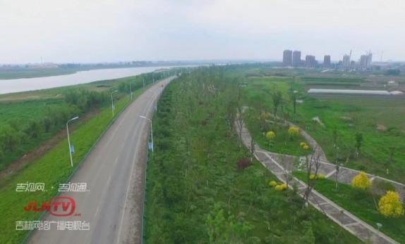 綠美吉林丨東遼縣建設水源涵養林 帶動農民增收致富