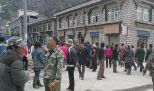 吉林省援藏干部积极参与西藏抗震救灾工作