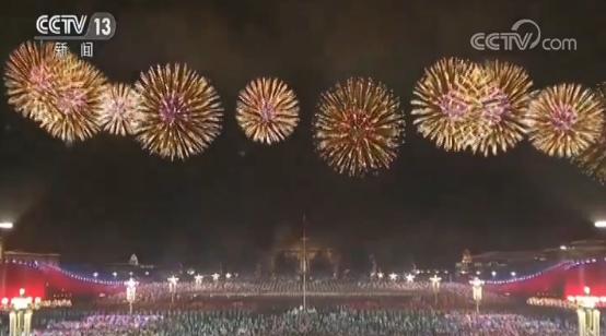 千人同心 与音共舞——揭秘国庆70周年联欢活动千人交响团