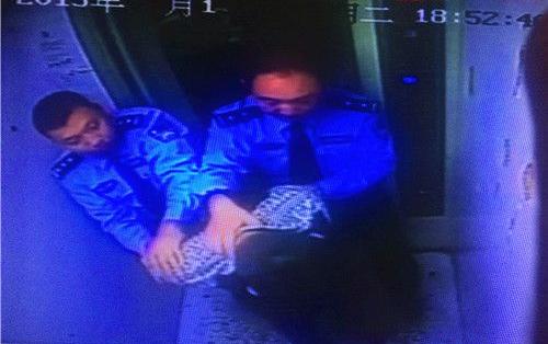 吉林市广泽紫晶城小区业主失窃 保安蹲守3天擒贼