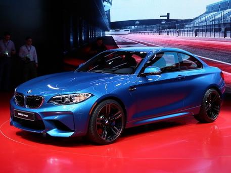 预售65万元 宝马M2已接受预定/或4月上市