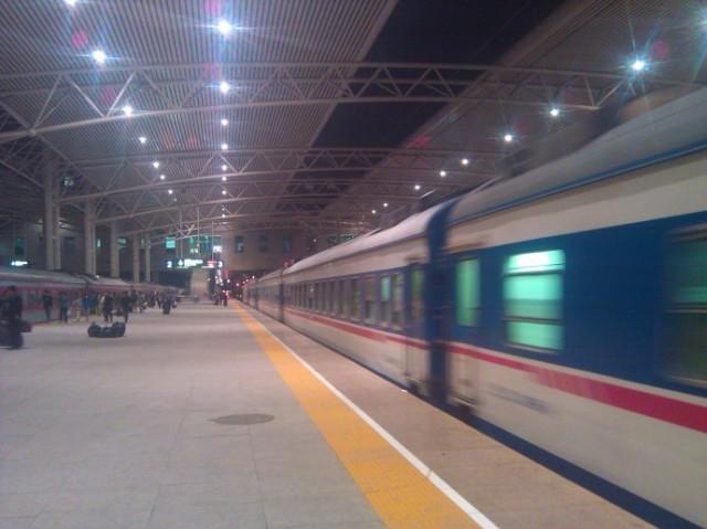 列车沿途共停靠天津,秦皇岛,山海关,沈阳,长春等21个车站,串联起