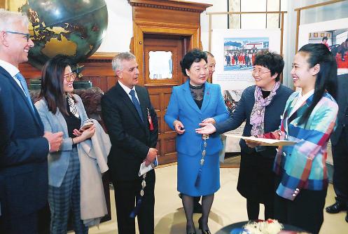 讲述中国脱贫故事 传播吉林冰雪文化