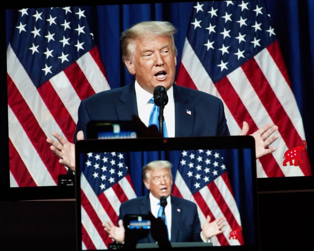国际观察丨共和党也开全国大会了,你能看出特朗普竞选的门道吗?