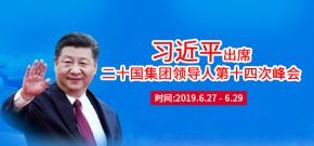 习近平出席二十国集团领导人第十四次峰会
