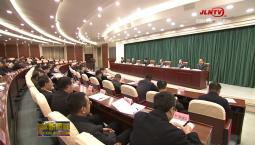 景俊海在全省安全生产工作视频会议上强调 压实责任 拉网排查 强化监管 深刻汲取教训补齐安全生产短板